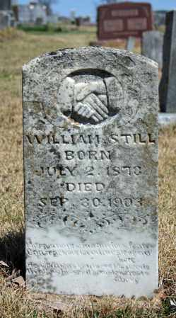 STILL, WILLIAM - Searcy County, Arkansas | WILLIAM STILL - Arkansas Gravestone Photos