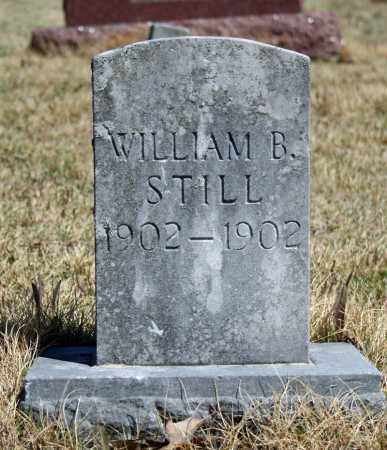 STILL, WILLIAM B. - Searcy County, Arkansas | WILLIAM B. STILL - Arkansas Gravestone Photos