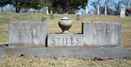 STILLS, MARION R.. - Searcy County, Arkansas | MARION R.. STILLS - Arkansas Gravestone Photos