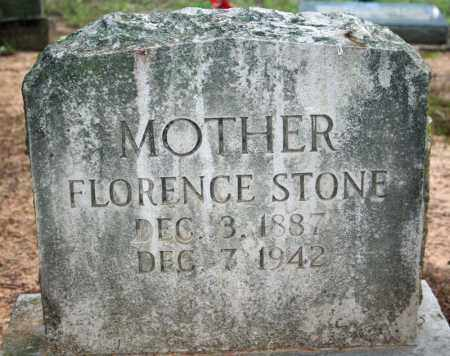 STONE, FLORENCE - Searcy County, Arkansas | FLORENCE STONE - Arkansas Gravestone Photos