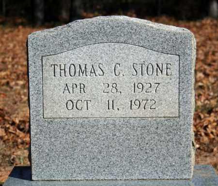 STONE, THOMAS C. - Searcy County, Arkansas | THOMAS C. STONE - Arkansas Gravestone Photos