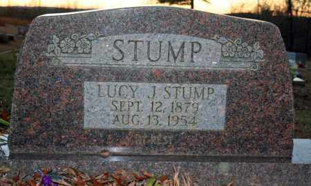 STUMP, LUCY JANE - Searcy County, Arkansas | LUCY JANE STUMP - Arkansas Gravestone Photos