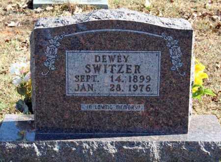 SWITZER, DEWEY - Searcy County, Arkansas | DEWEY SWITZER - Arkansas Gravestone Photos