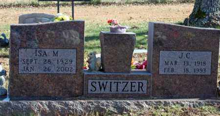 SWITZER, ISA M. - Searcy County, Arkansas | ISA M. SWITZER - Arkansas Gravestone Photos