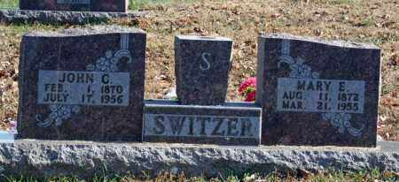 SWITZER, JOHN C. - Searcy County, Arkansas | JOHN C. SWITZER - Arkansas Gravestone Photos