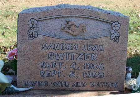 SWITZER, SANDRA JEAN - Searcy County, Arkansas   SANDRA JEAN SWITZER - Arkansas Gravestone Photos