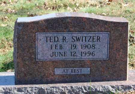 SWITZER, TED R. - Searcy County, Arkansas | TED R. SWITZER - Arkansas Gravestone Photos