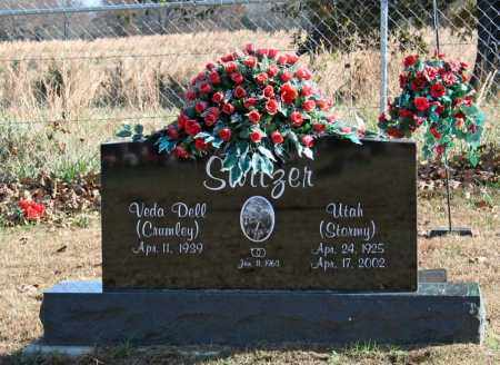 SWITZER, VEDA DELL - Searcy County, Arkansas | VEDA DELL SWITZER - Arkansas Gravestone Photos
