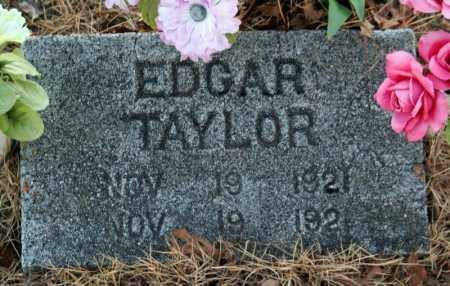 TAYLOR, EDGAR - Searcy County, Arkansas | EDGAR TAYLOR - Arkansas Gravestone Photos