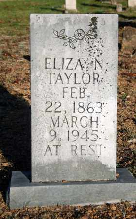 TAYLOR, ELIZA N. (SARRATT) - Searcy County, Arkansas | ELIZA N. (SARRATT) TAYLOR - Arkansas Gravestone Photos