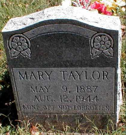 TAYLOR, MARY - Searcy County, Arkansas | MARY TAYLOR - Arkansas Gravestone Photos