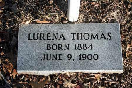 THOMAS, LURENA - Searcy County, Arkansas | LURENA THOMAS - Arkansas Gravestone Photos