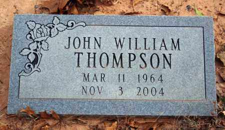 THOMPSON, JOHN WILLIAM - Searcy County, Arkansas | JOHN WILLIAM THOMPSON - Arkansas Gravestone Photos