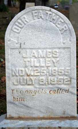 TILLEY, JAMES - Searcy County, Arkansas | JAMES TILLEY - Arkansas Gravestone Photos