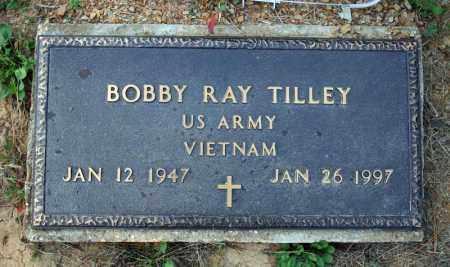 TILLEY (VETERAN VIET), BOBBY RAY - Searcy County, Arkansas | BOBBY RAY TILLEY (VETERAN VIET) - Arkansas Gravestone Photos