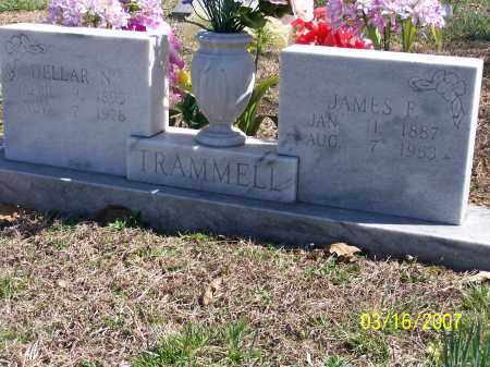 TRAMMELL, JAMES F - Searcy County, Arkansas | JAMES F TRAMMELL - Arkansas Gravestone Photos