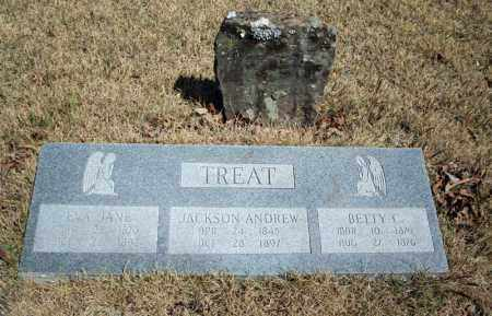 TREAT, BETTY C. - Searcy County, Arkansas | BETTY C. TREAT - Arkansas Gravestone Photos