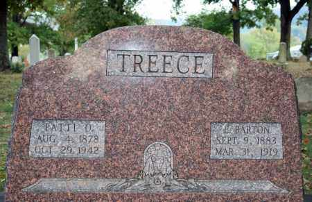 TREECE, PATTI O. - Searcy County, Arkansas | PATTI O. TREECE - Arkansas Gravestone Photos