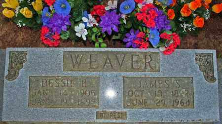 WEAVER, DESSIE BELL - Searcy County, Arkansas | DESSIE BELL WEAVER - Arkansas Gravestone Photos