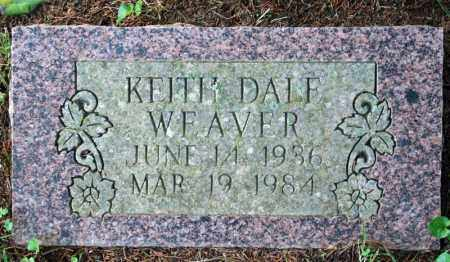 WEAVER, KEITH DALE - Searcy County, Arkansas | KEITH DALE WEAVER - Arkansas Gravestone Photos