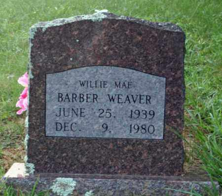WEAVER, WILLIE MAE - Searcy County, Arkansas | WILLIE MAE WEAVER - Arkansas Gravestone Photos