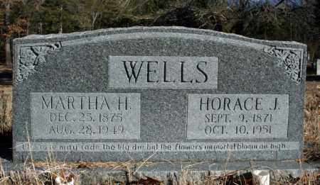 WELLS, HORACE J. - Searcy County, Arkansas | HORACE J. WELLS - Arkansas Gravestone Photos