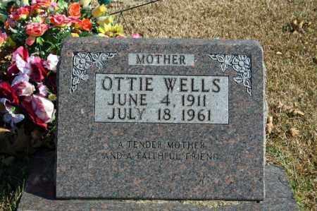 WELLS, OTTIE - Searcy County, Arkansas   OTTIE WELLS - Arkansas Gravestone Photos