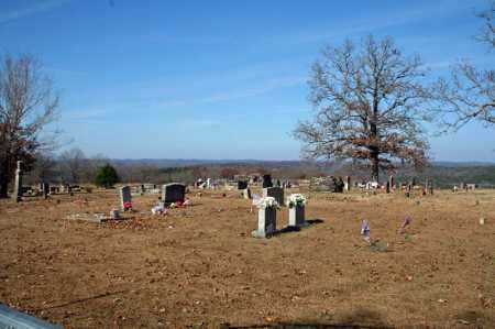 *WHISENANT CEMETERY OVERVIEW,  - Searcy County, Arkansas |  *WHISENANT CEMETERY OVERVIEW - Arkansas Gravestone Photos