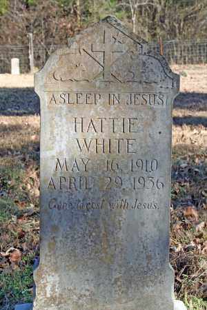 CASH WHITE, HATTIE - Searcy County, Arkansas | HATTIE CASH WHITE - Arkansas Gravestone Photos