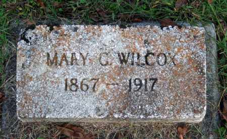 JACKSON WILCOX, MARY C. - Searcy County, Arkansas | MARY C. JACKSON WILCOX - Arkansas Gravestone Photos