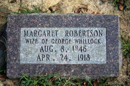 ROBERTSON WILLOCK, MARGARET - Searcy County, Arkansas | MARGARET ROBERTSON WILLOCK - Arkansas Gravestone Photos