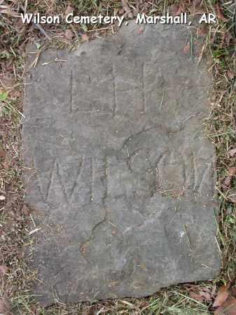 WILSON, LEVI HARRISON - Searcy County, Arkansas | LEVI HARRISON WILSON - Arkansas Gravestone Photos