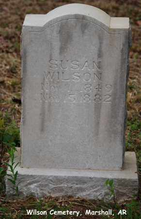 "WILSON, SUSAN ""SUZY"" - Searcy County, Arkansas 