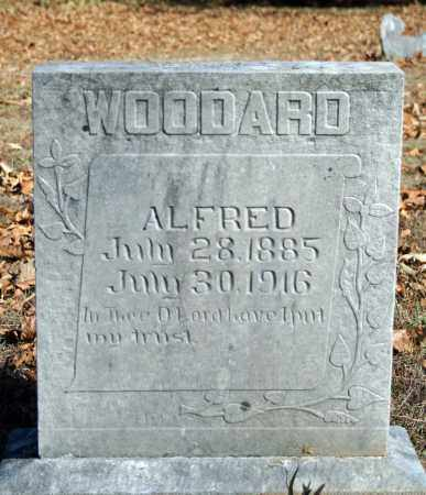 WOODARD, ALFRED - Searcy County, Arkansas | ALFRED WOODARD - Arkansas Gravestone Photos