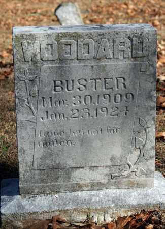 WOODARD, BUSTER - Searcy County, Arkansas | BUSTER WOODARD - Arkansas Gravestone Photos