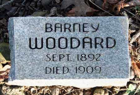WOODARD, BARNEY - Searcy County, Arkansas | BARNEY WOODARD - Arkansas Gravestone Photos