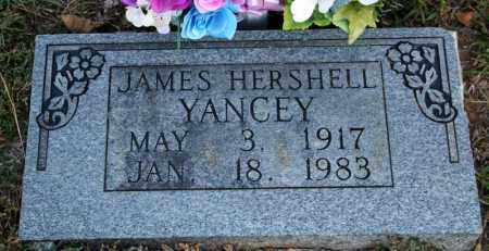 YANCEY, JAMES HERSHELL - Searcy County, Arkansas | JAMES HERSHELL YANCEY - Arkansas Gravestone Photos
