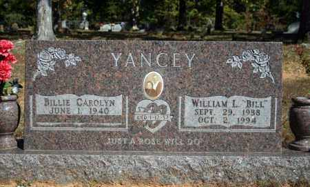 "YANCEY, WILLIAM ""BILL"" L. - Searcy County, Arkansas 