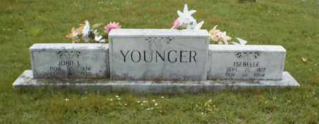 "YOUNGER, ISABELLE ""BELLE"" - Searcy County, Arkansas 