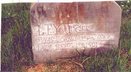 YOUNGER, LONNIE FRANKLIN - Searcy County, Arkansas | LONNIE FRANKLIN YOUNGER - Arkansas Gravestone Photos