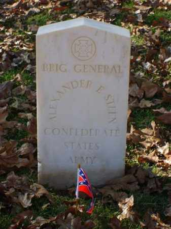 STEEN (VETERAN 2 WARS; FAMOUS), ALEXANDER EARLY - Sebastian County, Arkansas | ALEXANDER EARLY STEEN (VETERAN 2 WARS; FAMOUS) - Arkansas Gravestone Photos