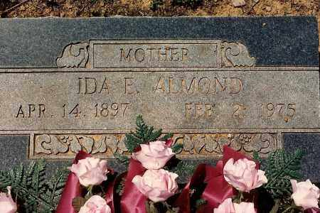 ALMOND, IDA - Sebastian County, Arkansas | IDA ALMOND - Arkansas Gravestone Photos