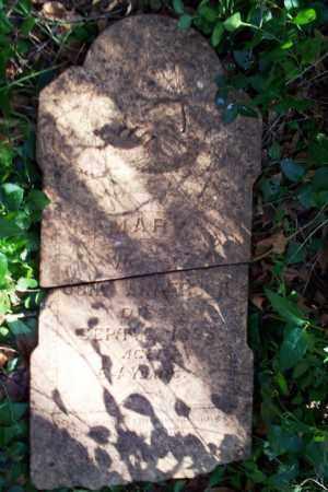 ANDERSON, MARY ANN (2) - Sebastian County, Arkansas | MARY ANN (2) ANDERSON - Arkansas Gravestone Photos