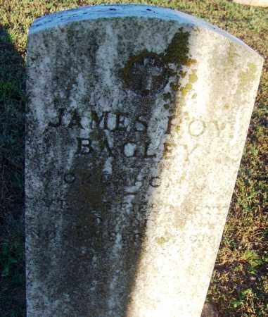 BAGLEY (VETERAN), JAMES ROY - Sebastian County, Arkansas | JAMES ROY BAGLEY (VETERAN) - Arkansas Gravestone Photos