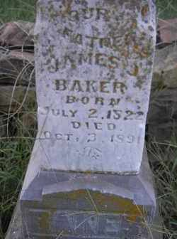 BAKER, JAMES J. - Sebastian County, Arkansas | JAMES J. BAKER - Arkansas Gravestone Photos