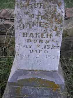 BAKER, JAMES J. - Sebastian County, Arkansas   JAMES J. BAKER - Arkansas Gravestone Photos