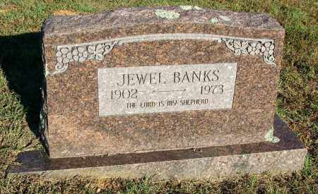 BANKS, JEWEL - Sebastian County, Arkansas | JEWEL BANKS - Arkansas Gravestone Photos