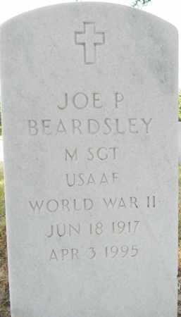 BEARDSLEY  VETERAN WWII  P Beardsley