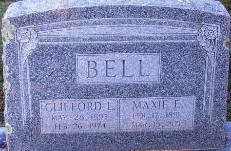BELL, CLIFFORD L - Sebastian County, Arkansas | CLIFFORD L BELL - Arkansas Gravestone Photos