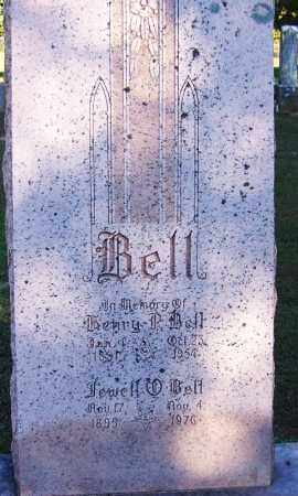 BELL, JEWELL O - Sebastian County, Arkansas | JEWELL O BELL - Arkansas Gravestone Photos